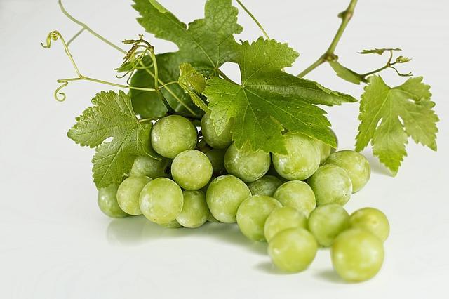 Winogrona Warzywa I Owoce Produkty Ilekcalpl